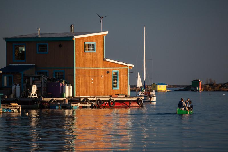 NT-2013-099: Yellowknife, North Slave Region, NT, Canada
