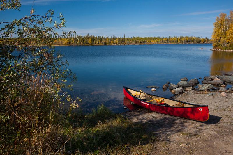 NT-2013-092: Tibbitt Lake, Ingraham Trail, NT, Canada