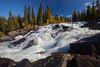 NT-2013-095: Cameron Falls, Ingraham Trail, NT, Canada