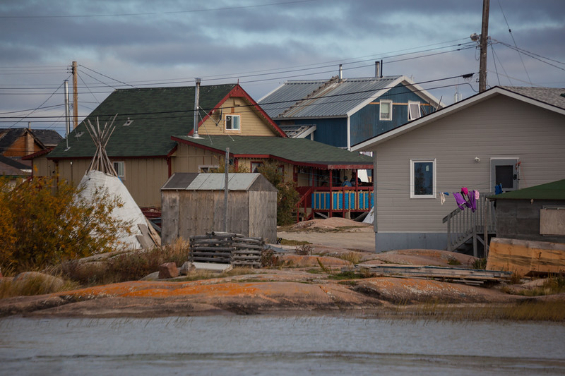 NT-2013-127: Behchoko, North Slave Region, NT, Canada