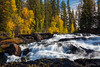NT-2013-094: Cameron Falls, Ingraham Trail, NT, Canada