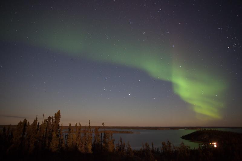 NT-2013-105: Prelude Lake, Ingraham Trail, NT, Canada
