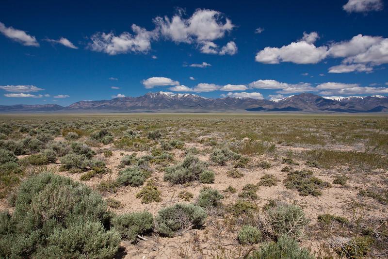 NV-2011-001: Cherry Creek Range, White Pine County, NV, USA