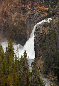 Upper Falls - Yellowstone National Park