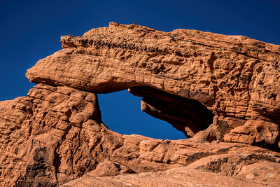 The Valley of Fire Arch