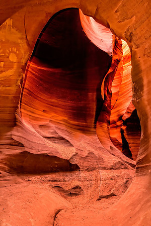 Lower Antelope Canyon, Page, Arizona