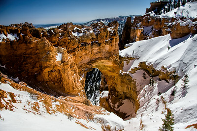 Natural Bridge at Bryce Canyon