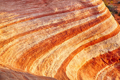 The Fire Wave at the Valley of Fire State Park