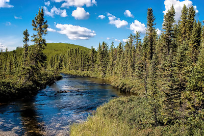 Northern Saskatchewan Creek