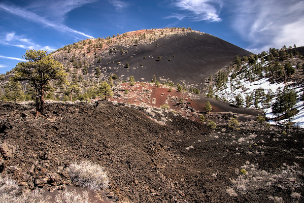 Sunset Crater National Monument