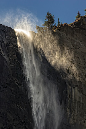 Horsetail Fall Mist