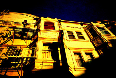 The apartment on Valencia off 17th