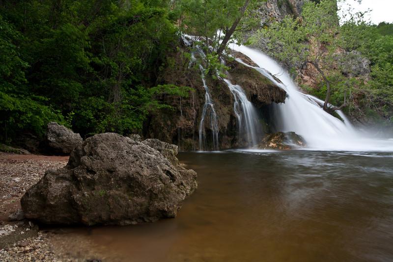 OK-2009-004: Turner Falls Park, Murray County, OK, USA