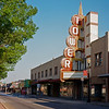 """<div class=""""boxTop""""><h3 id=""""galleryTitle"""" class=""""title notopmargin"""">Tower Theatre, NW 23rd Street</h3> Medium Format / 120 Color Film. Near Cheever's Cafe."""