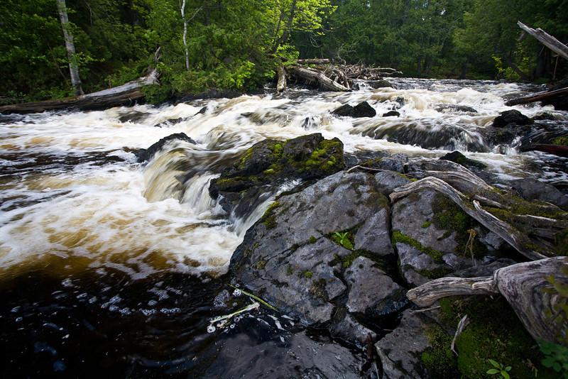 ON-2008-106: Opishing Falls, Cochrane District, ON, Canada
