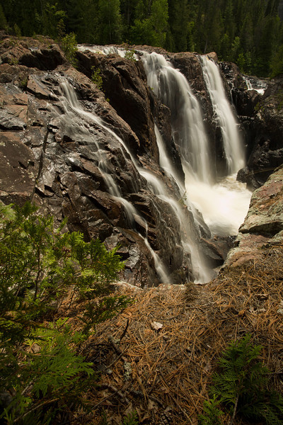 ON-2008-136: Aubrey Falls Provincial Park, Algoma District, ON, Canada