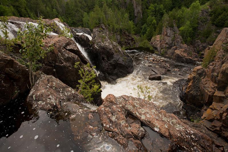 ON-2008-137: Aubrey Falls Provincial Park, Algoma District, ON, Canada