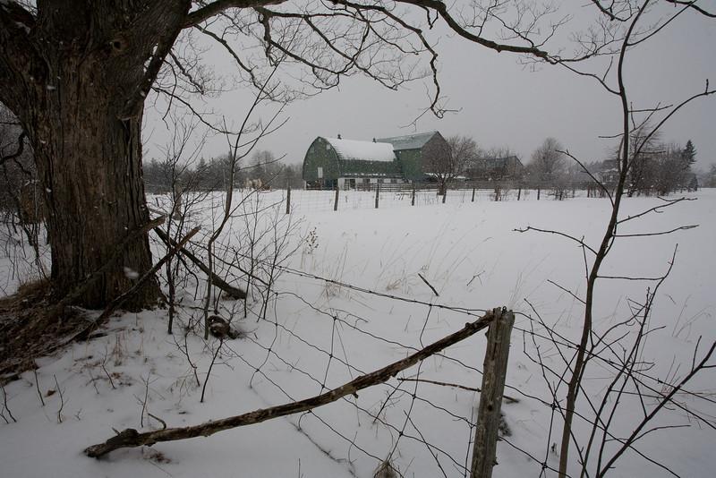 ON-2008-023: Wiarton, Bruce County, ON, Canada