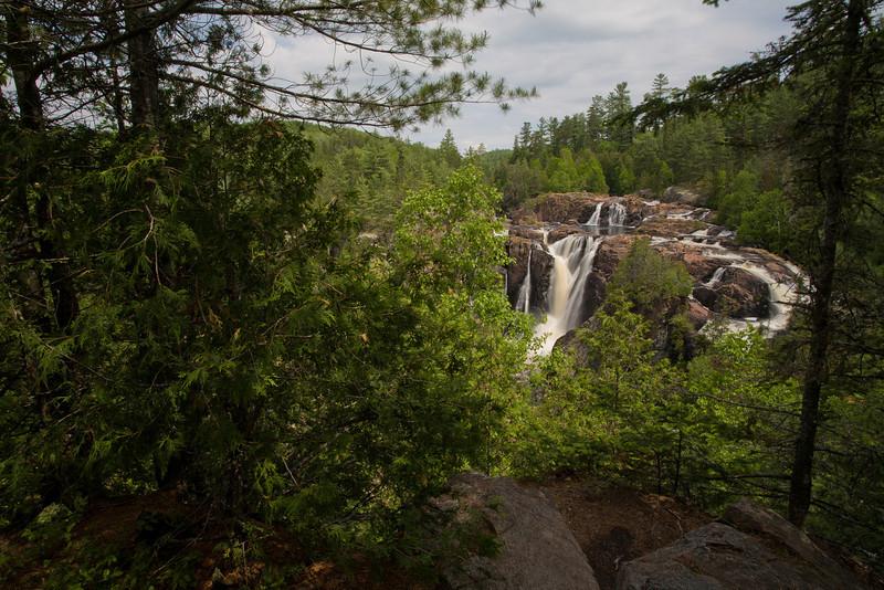 ON-2008-129: Aubrey Falls Provincial Park, Algoma District, ON, Canada