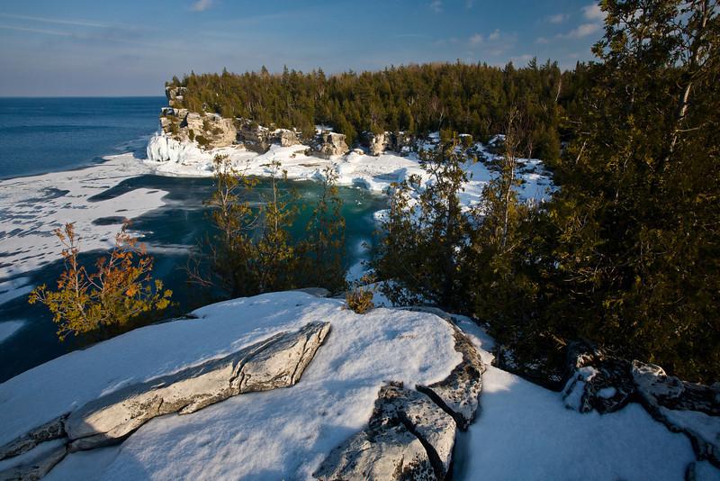ON-2008-072: Bruce Peninsula National Park, Bruce County, ON, Canada