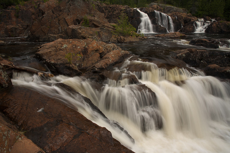 ON-2008-138: Aubrey Falls Provincial Park, Algoma District, ON, Canada