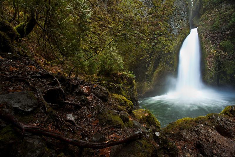OR-2009-139: Wahclella Falls, Multnomah County, OR, USA