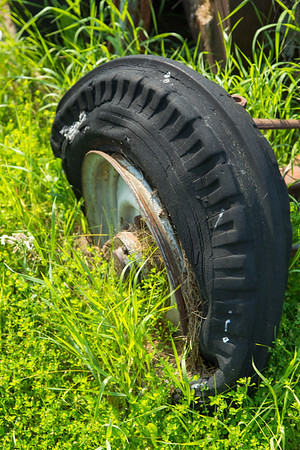 Old Warped Wheel