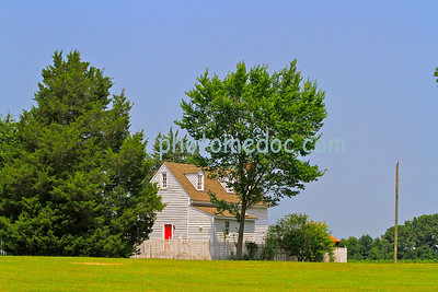 Country House beside Field
