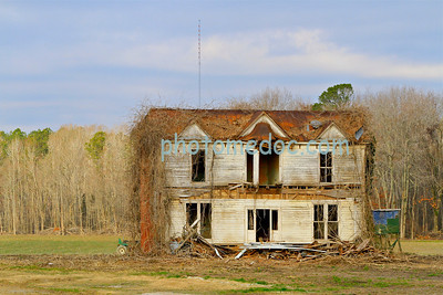 Old Two Story Field House