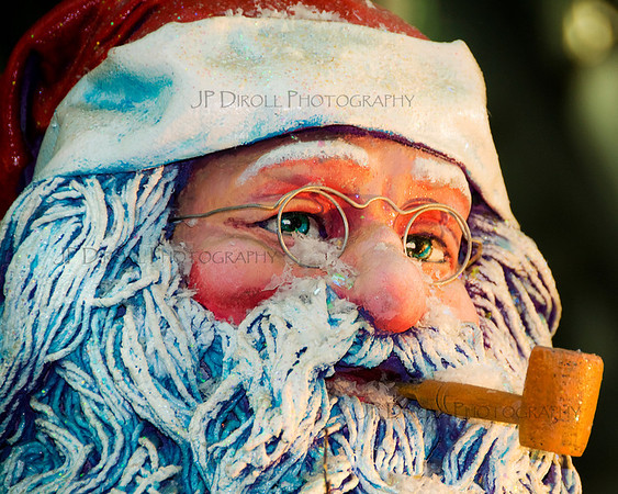 """""""CLAUS""""   Recommended Print sizes*  8x10  