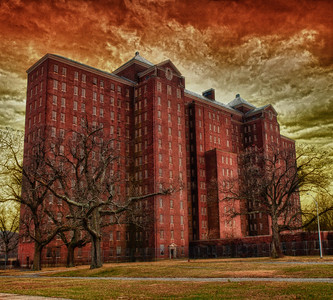 Kings Park Psychiatric Center Building 93
