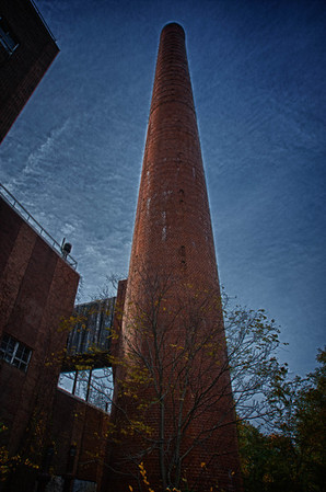Kings Park Psychiatric Center Power Plant