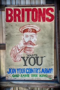 Britons Wants You
