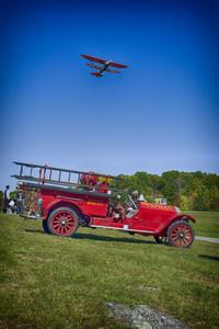 1922 American La France Fire Truck