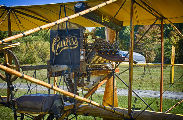 1911Curtiss Pusher Model D