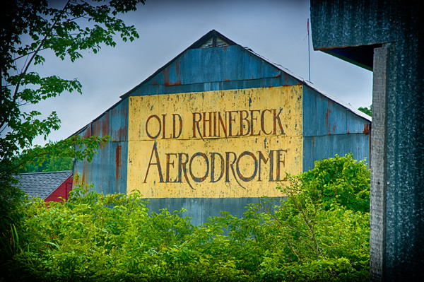 Old Rhinebeck Aerodome New York