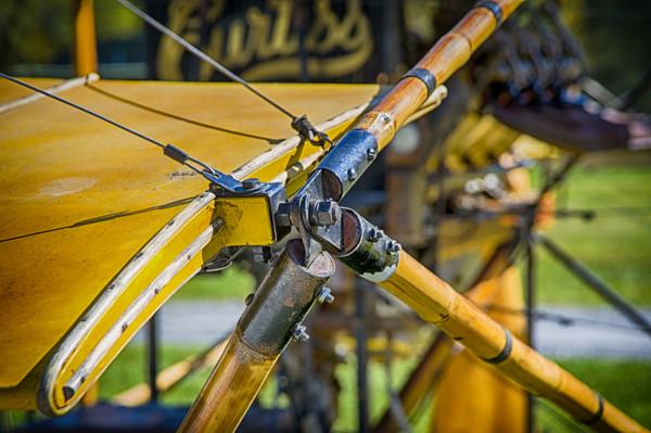 1911Curtiss Pusher Model D