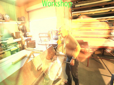 HD Custom Metal Works cut 3