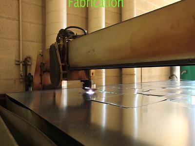 SSheet Metal Fabrication  cut 4