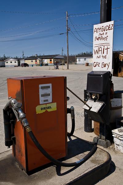 QC-2008-039: Relais Routier, Eeyou Istchee James Bay Territory, QC, Canada