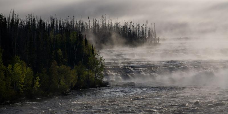 QC-2008-028: Rupert River, Eeyou Istchee James Bay Territory, QC, Canada
