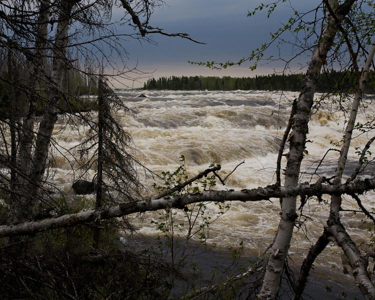 QC-2008-075: Rupert River, Eeyou Istchee James Bay Territory, QC, Canada