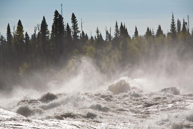 QC-2008-030: Rupert River, Eeyou Istchee James Bay Territory, QC, Canada