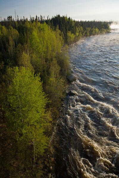 QC-2008-027: Rupert River, Eeyou Istchee James Bay Territory, QC, Canada