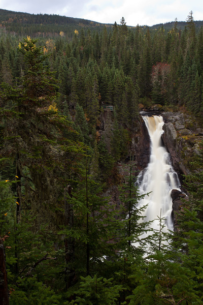 QC-2009-034: Forêt Montmorency, MRC de la Côte-de-Beaupré, QC, Canada