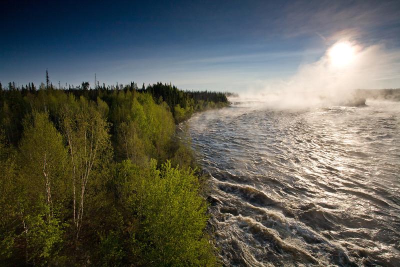QC-2008-025: Rupert River, Eeyou Istchee James Bay Territory, QC, Canada