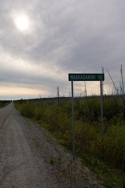 QC-2008-053: Waskaganish Junction, Eeyou Istchee James Bay Territory, QC, Canada