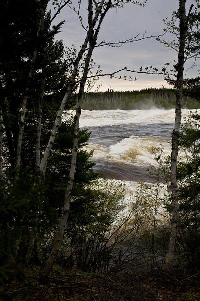 QC-2008-072: Rupert River, Eeyou Istchee James Bay Territory, QC, Canada