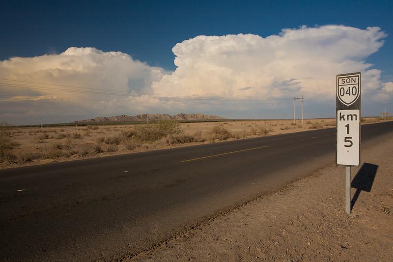 SON-2007-027: , Mpo. Caborca, Sonora, Mexico