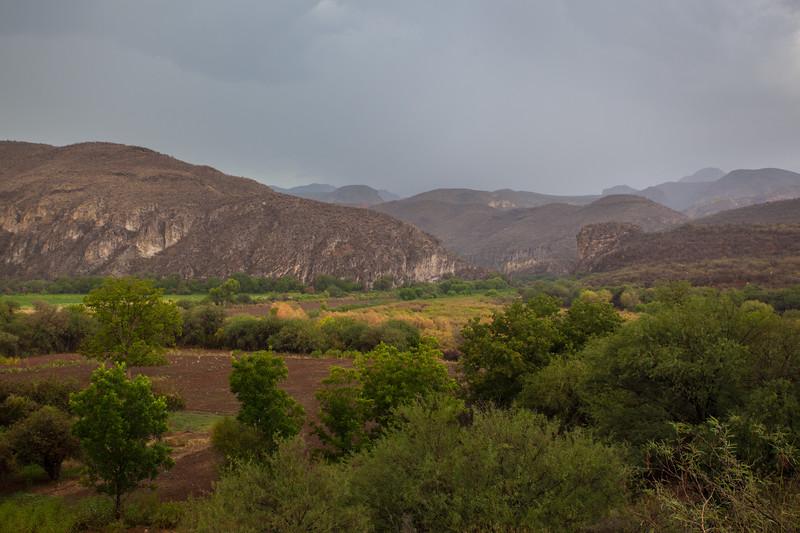 SON-2012-009: Tetuachi, Mpo. Arizpe, Sonora, Mexico